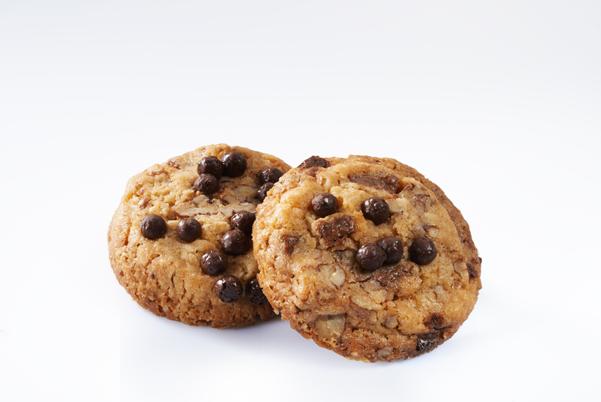 Chocolate Chip Cookies -Adapted from Jacques Torres