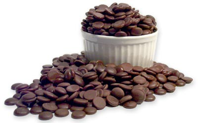 Callebaut 100% Callets Unsweetened Chocolate 5.5 lbs OVERAGE!