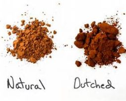cocoa powder natural & dutched