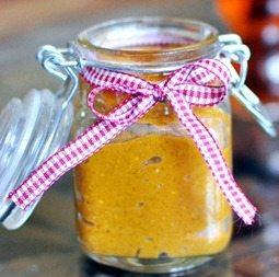 peanut pumpkin butter