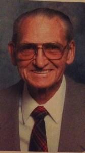 Grandpa Bud Arnold.