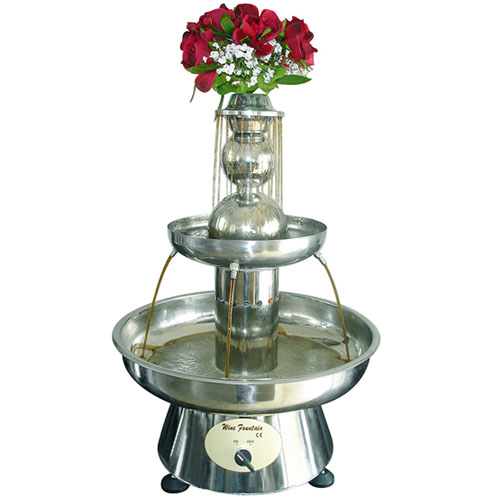 WF30 Stainless Steel Commercial Party Champagne Fountain