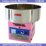 CCM03 tabletop cotton candy Machine