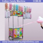 CCM06 candy floss Maker