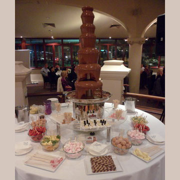 Chocolate Fountains for Corporate Events