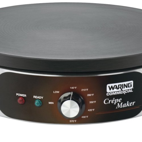 heavy-Duty Commercial Electric Crepe Maker