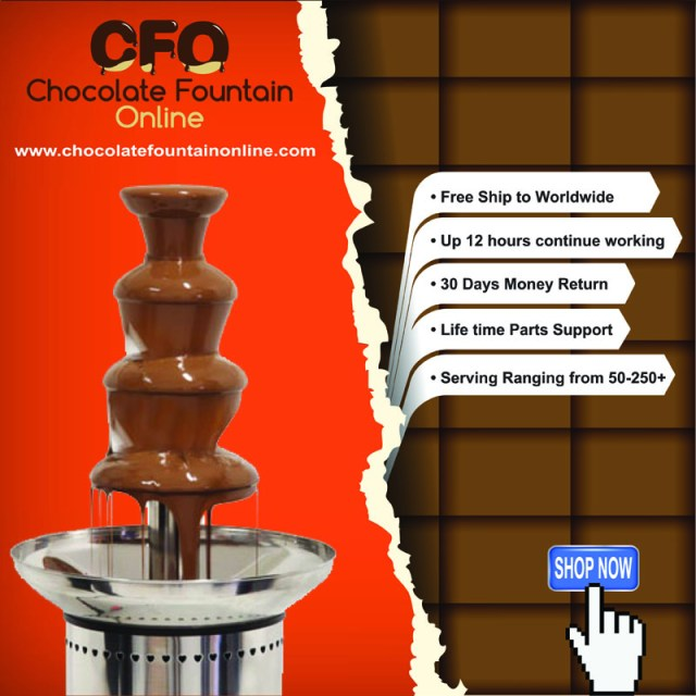 CFO-Commercial-Chocolate-Fountain-Wholesales