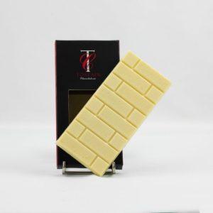 tablette de chocolat blanc