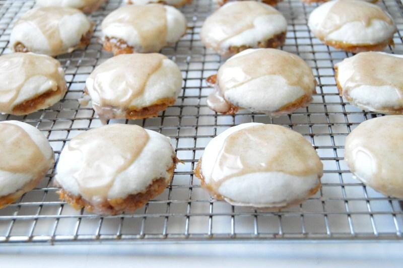 Caramel Apple Pie Cookie