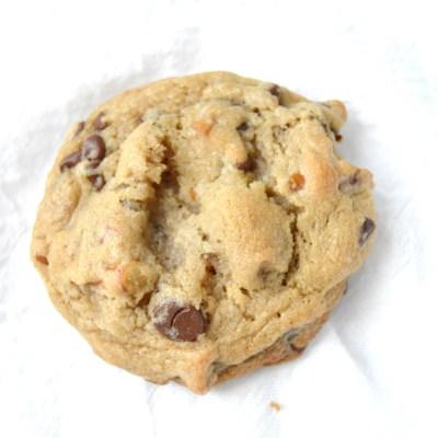 Ultimate Chocolate Chip Pretzel Cookies