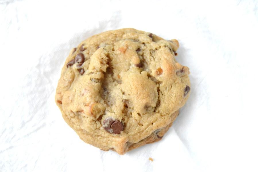 Chocolate Chip Pretzel Cookies