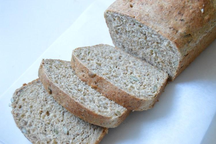 Hearty Multi-Grain Seed bread