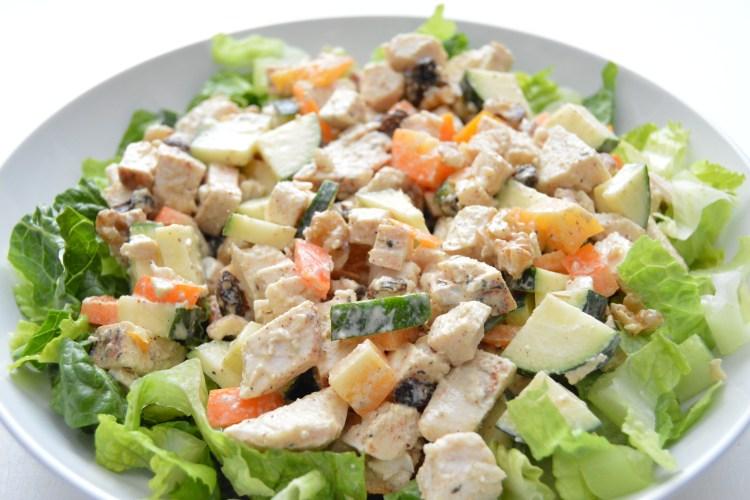 Chicken Zucchini Salad (Whole 30)