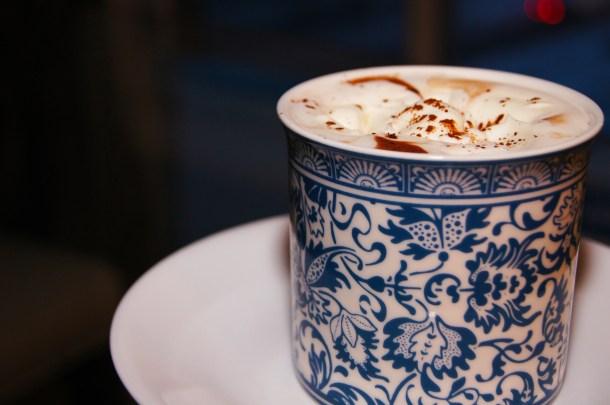 Nutella Hot Chocolate Drink Recipe Yummy
