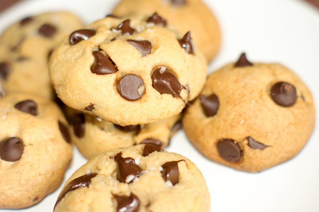 Chocolate Chip cookies, cookies, chocolate, chocolate chip, recipe, yummy