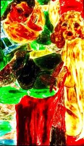 La Societe, artwork, painting, toronto, canada, winterlicious