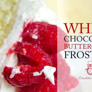 White Chocolate Buttercream Frosting Recipe