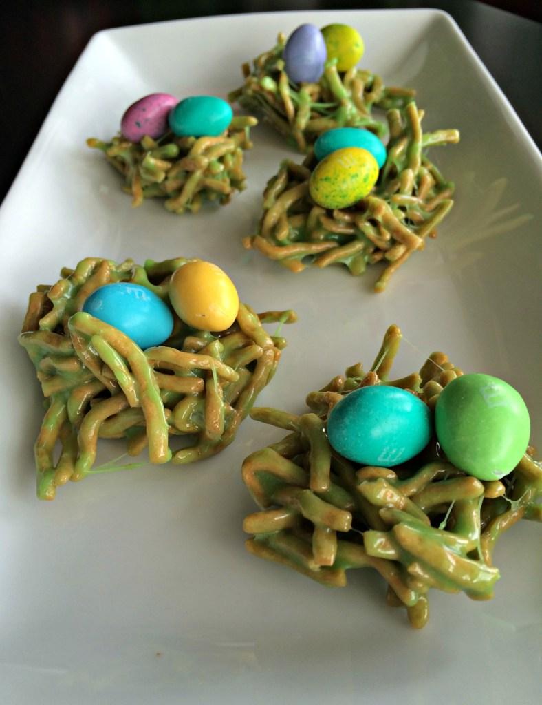 Bird's Nests {Easter Treats}