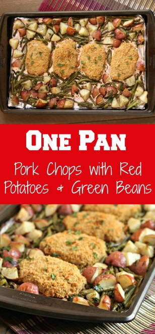 one-pan-pork-chops-with-red-potatoes-and-green-beans
