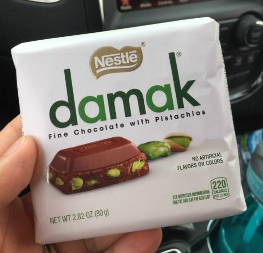 Nestlé Damak chocolate