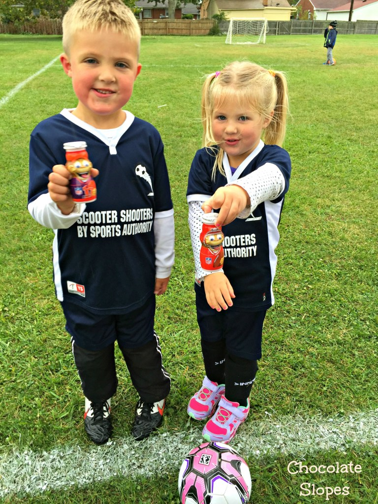 5 Smart Sports Snacks for Kids