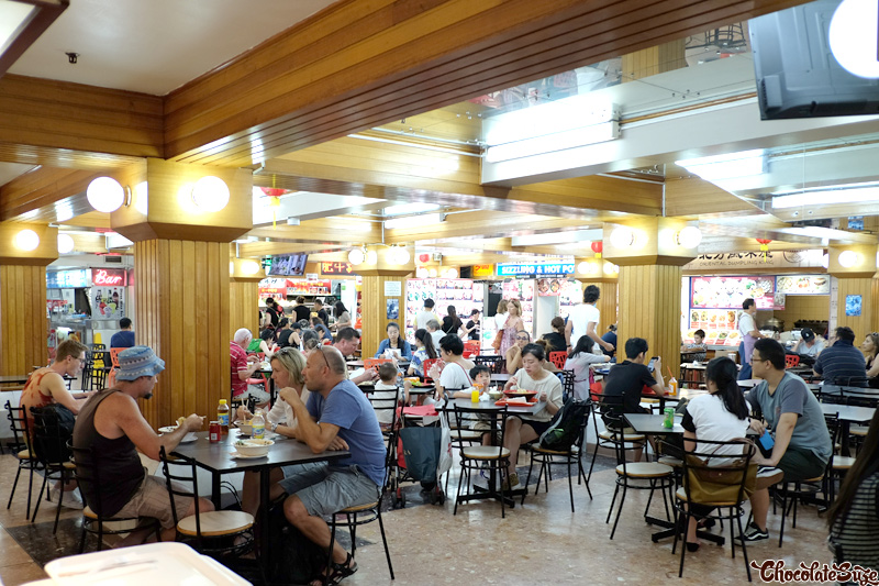 Dixon Food Court, Chinatown, Sydney