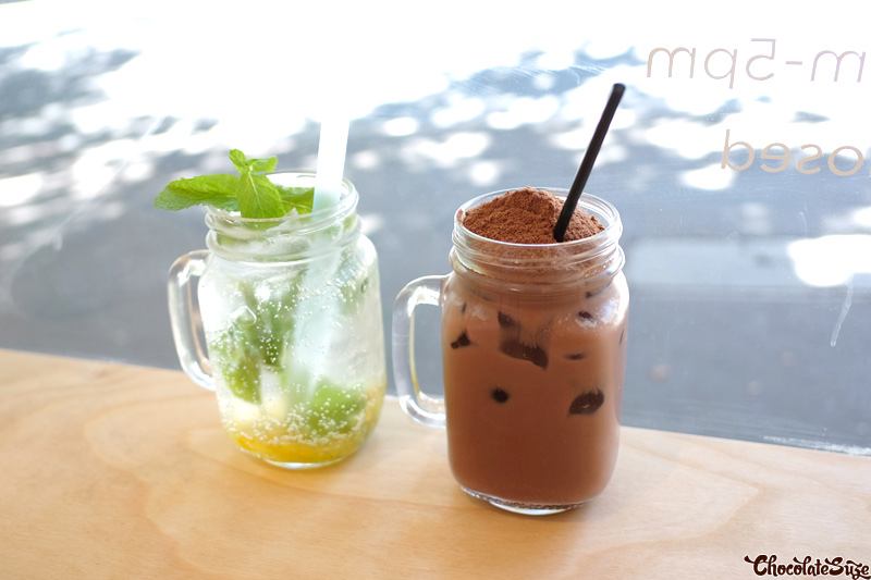 Milo Dinosaur at Cafe Rumah, Surry Hills