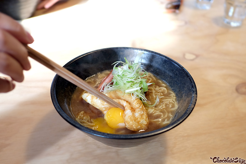 Breakfast Ramen at Rising Sun Workshop, Newtown