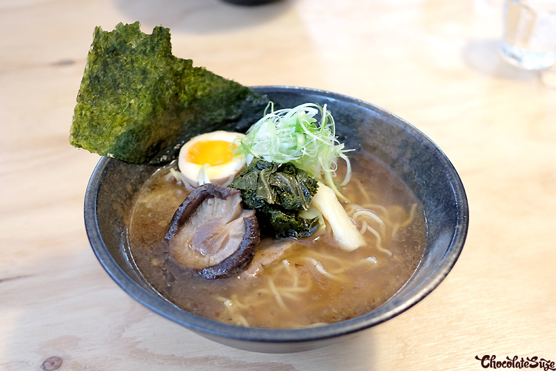 The Light ramen at Rising Sun Workshop, Newtown