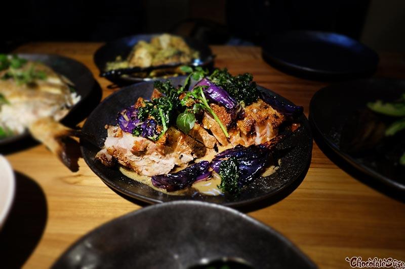 Pork Loin at Mjolner, Redfern