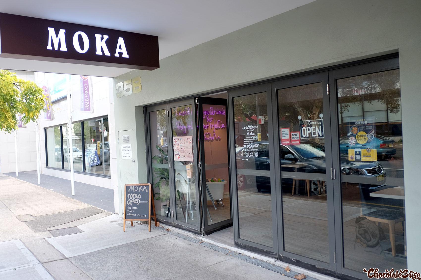Moka, Beaconsfield