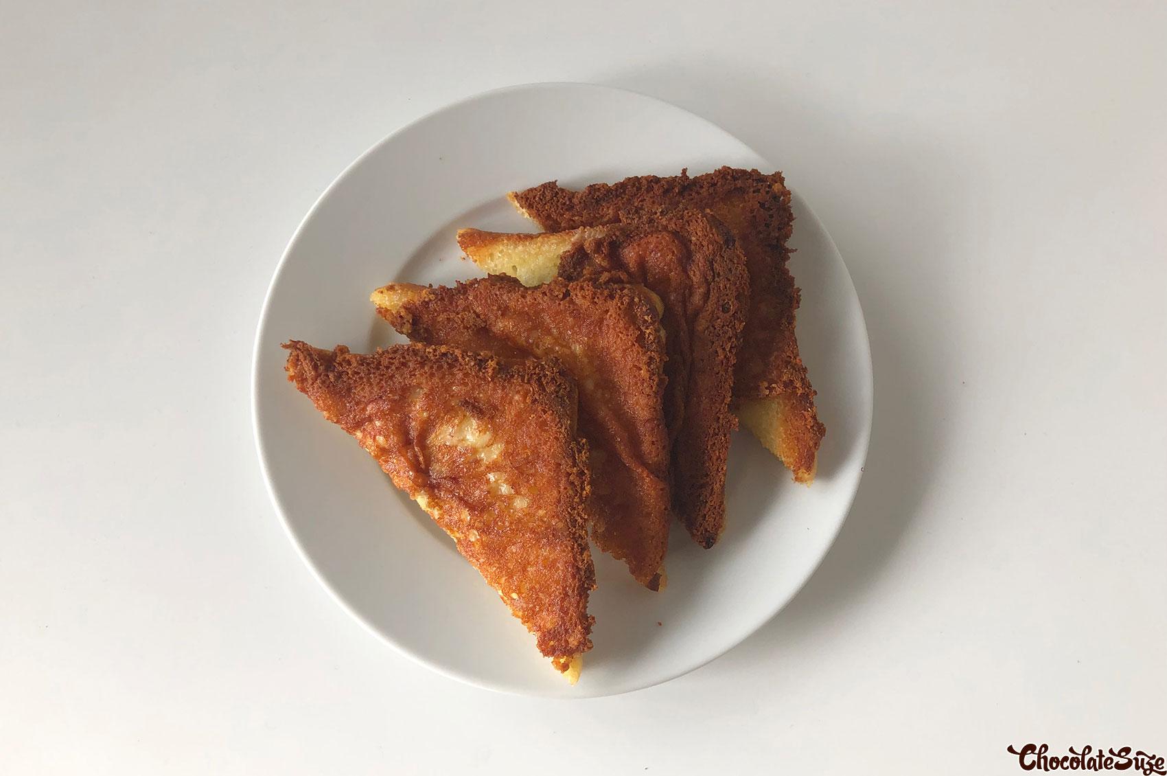 Sizzler Toast
