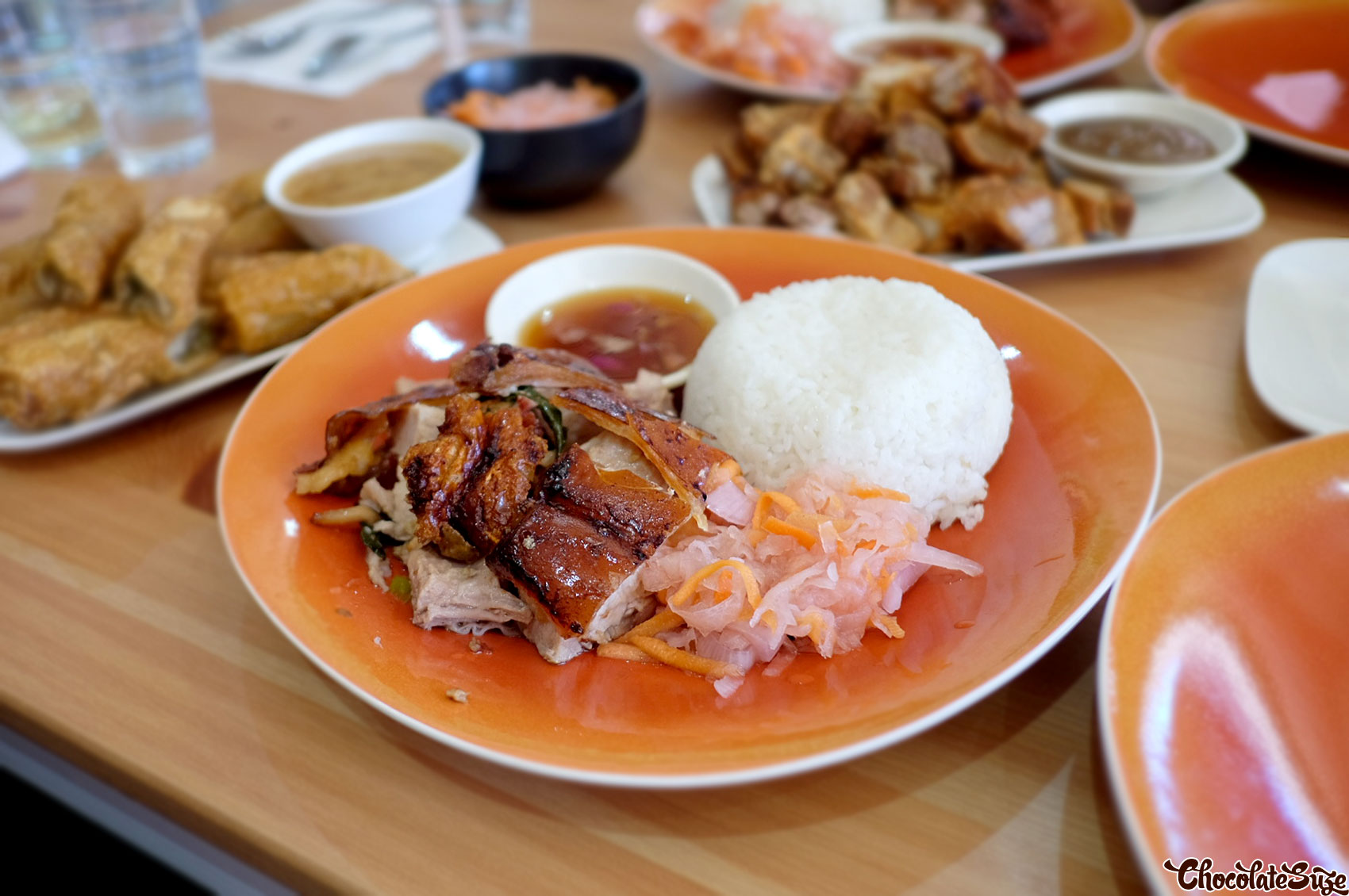 Lechon at Sydney Cebu Lechon, Newtown