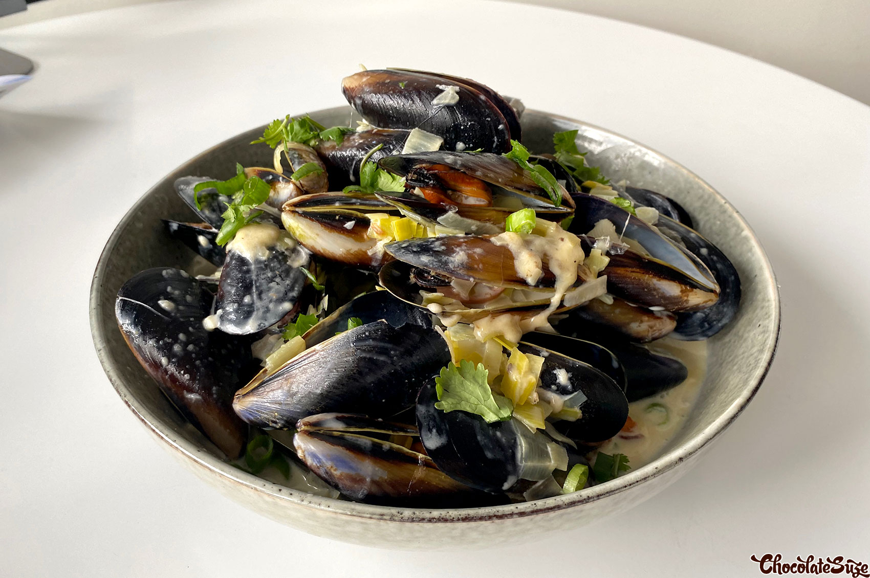 Super Easy Mussels Recipe