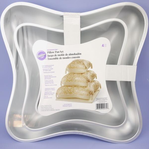 pillow cake pan