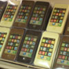 iphone cioccolato