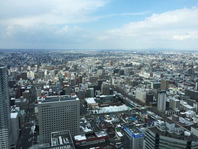 札幌駅北側