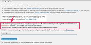 Plugin na optimalizáciu obrázkov