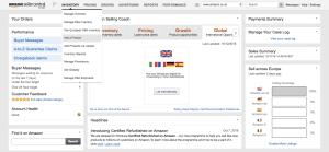Vytvorenie nového listingu na Amazone