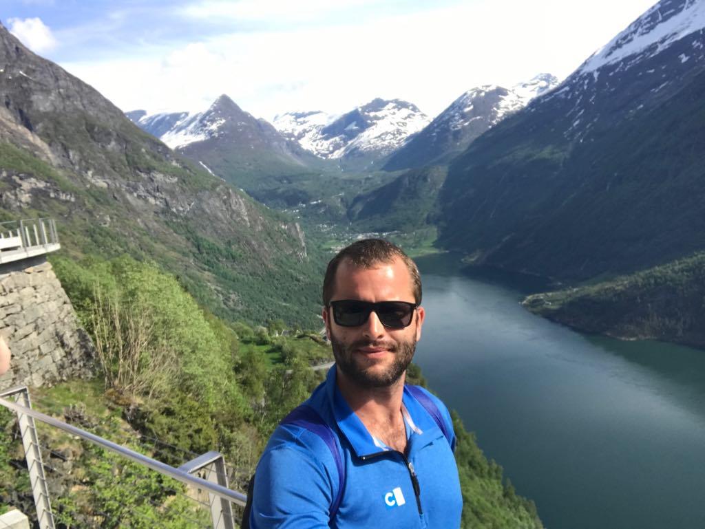 Nórsko - rodinný výlet