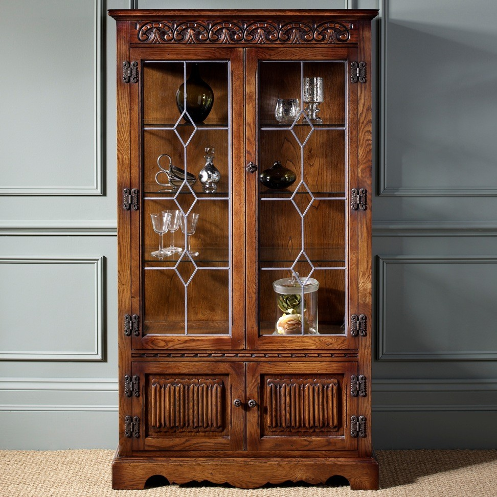 Wood Bros Display Cabinet Choice Furniture