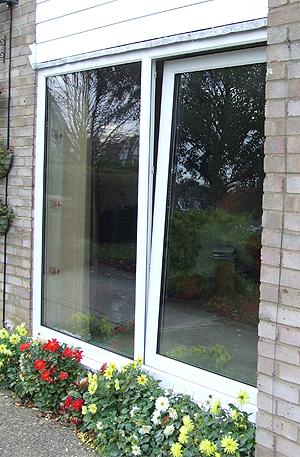 double glazed tilt and slide doors