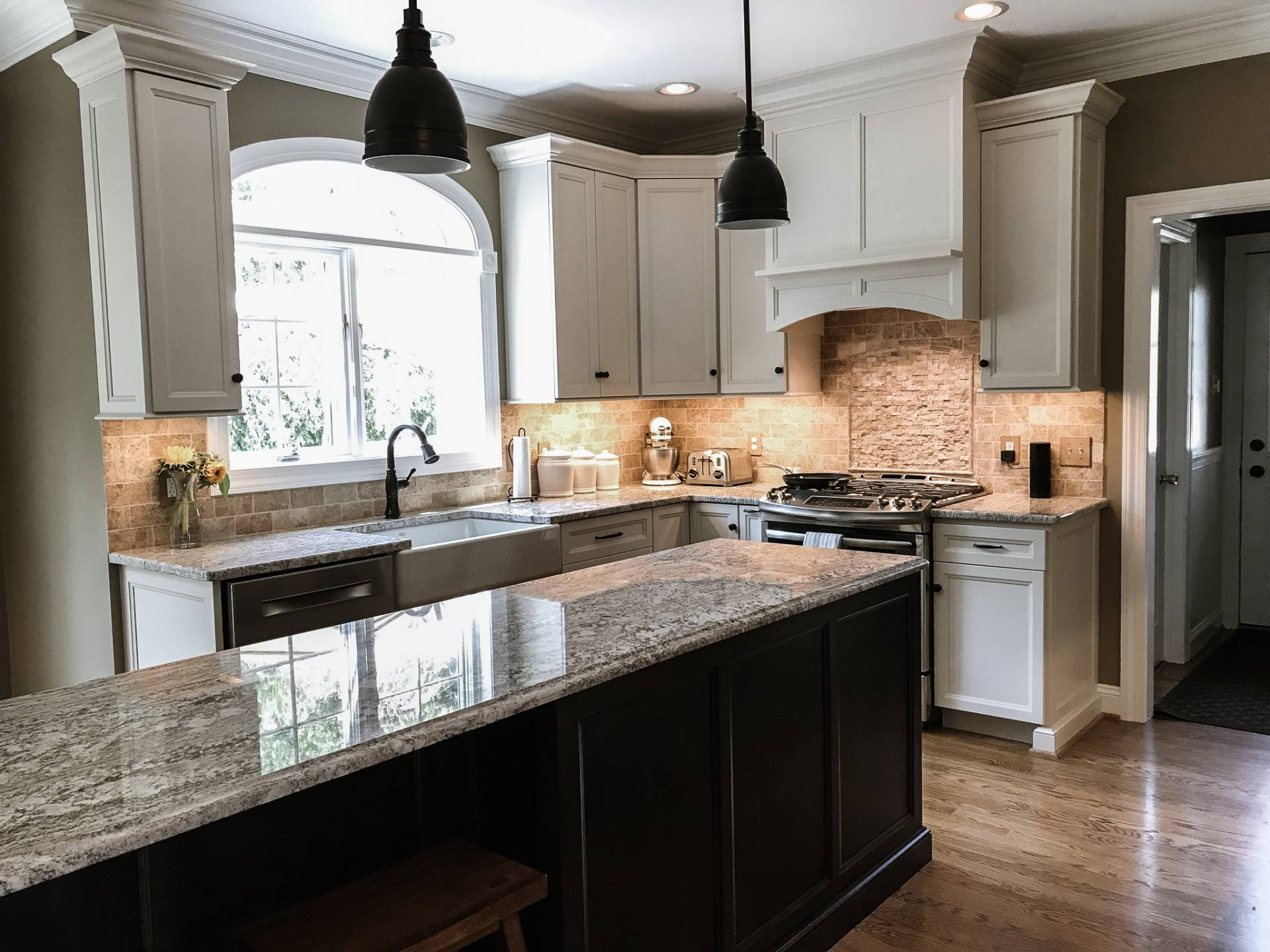 trending kitchen cabinet colors for 2020 5 cool cabinet on best colors for kitchen walls id=89401