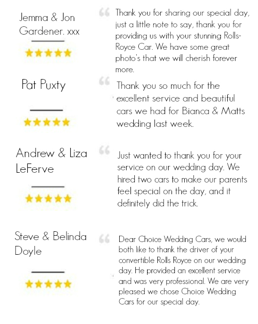 choice-wedding-cars-customer-reviews