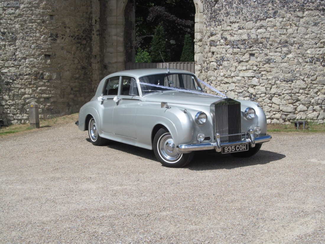 Wedding Car Hire Gillingham, Kent