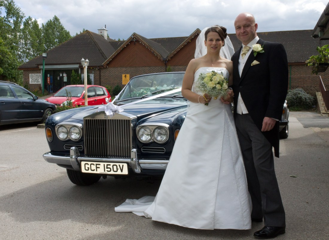 Kent Wedding Cars
