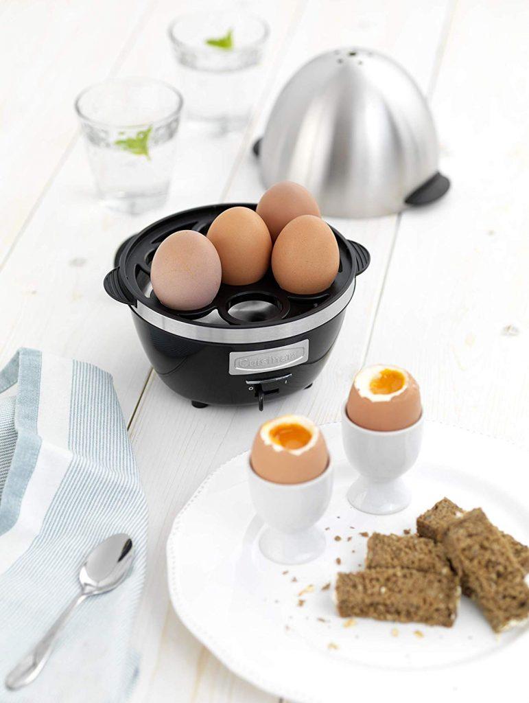 cuiseur a œuf electrique guide et