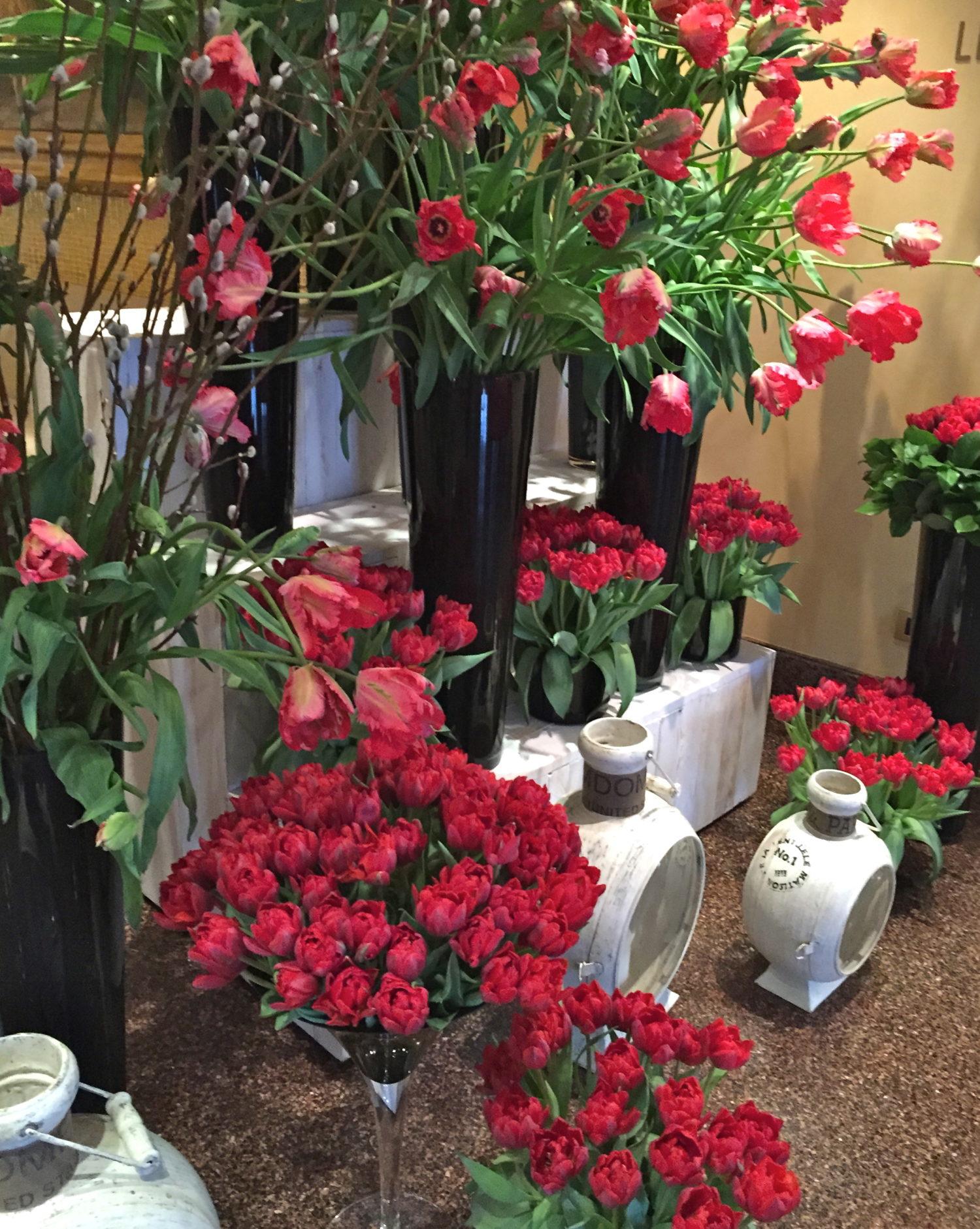 Red couverte du restaurant le jardin de l 39 h tel richemond for Restaurant le jardin richemond geneva