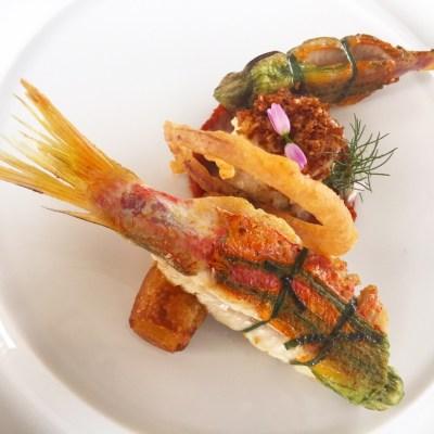 Légèreté, Equilibre et Gastronomie avec Eric Canino à La Voile, La Réserve Hôte, Spa et Villas, Ramatuelle
