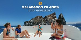 Entry requeriments to Galapagos islands 2020